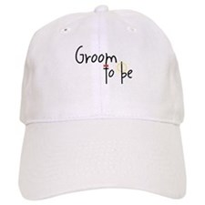Groom To Be Cap
