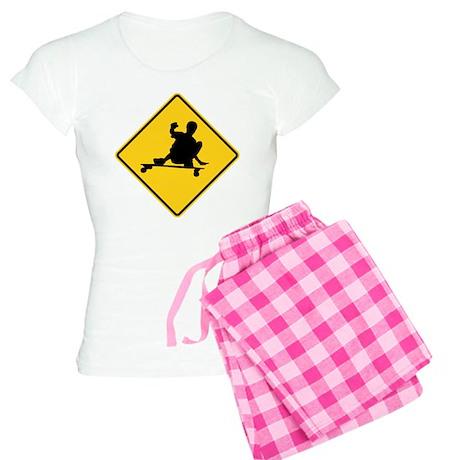 Slide area Women's Light Pajamas