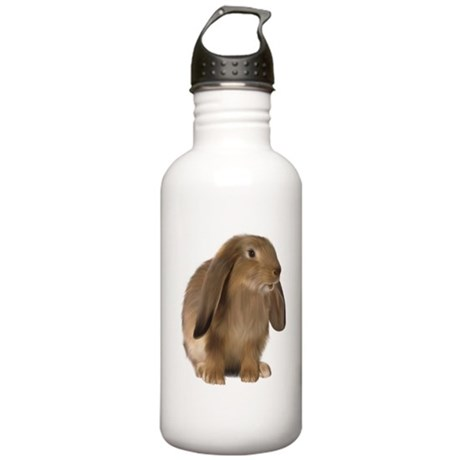Bunny Stainless Water Bottle 1.0L