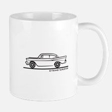 1957 Chevy Sedan 2-10 Two Door Mug