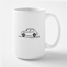 Fiat 500 Cinquecento Mug