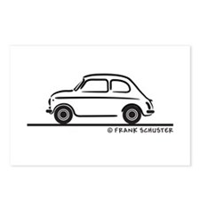 Fiat 500 Cinquecento Postcards (Package of 8)