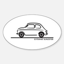 Fiat 500 Cinquecento Decal