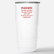 funny science joke Travel Mug