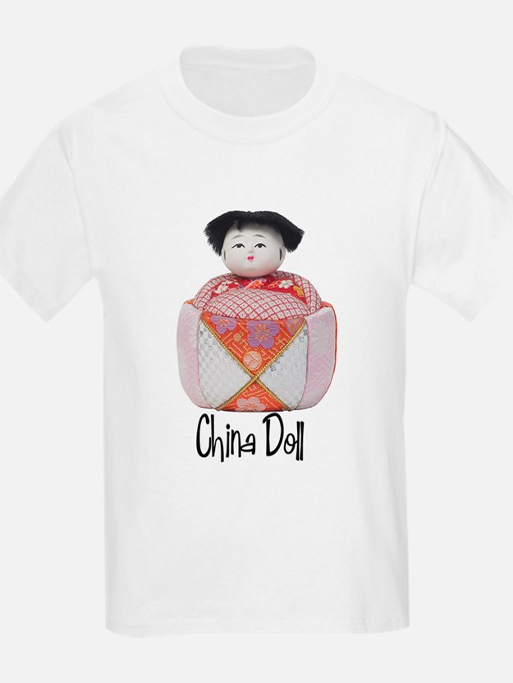 China Doll Kids T-Shirt