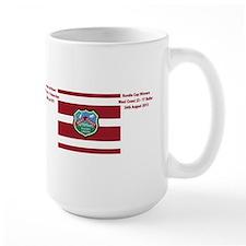 West Coast Rugby Supporters Mug