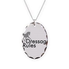 Dressage Rules Sidepass Necklace