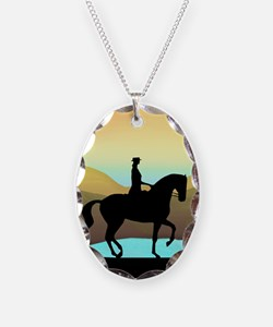 Dressage By The Sea Necklace