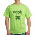 Irish Heavy Metal Green T-Shirt