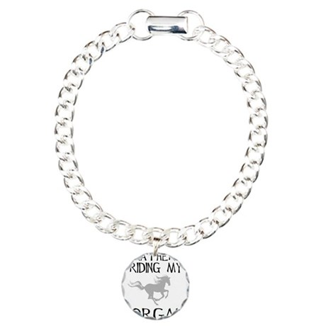 Rather Be...Morgan! Charm Bracelet, One Charm