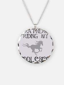 Rather-Saddlebred! Necklace
