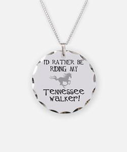 Rather-Tennessee Walker Necklace