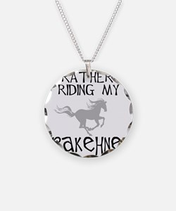 Rather Be-Trakehner! Necklace