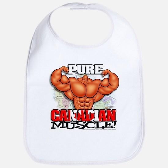 PURE CANADIAN MUSCLE! - Bib