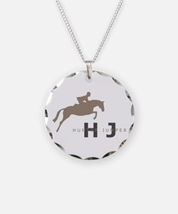 h/j horse Necklace