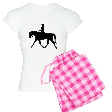 Horse Rider Women's Light Pajamas
