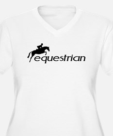 Funny Horse riding T-Shirt