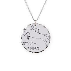 jumper sketch Necklace