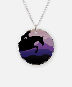 Unique Horse trainer Necklace