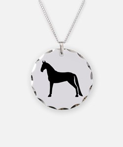 Tennessee Walking Horse Necklace
