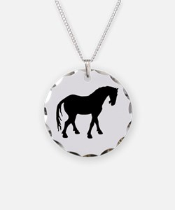 Tang Horse #4 Necklace