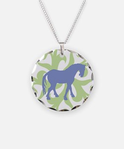 Tang Horse Tribal2 Necklace