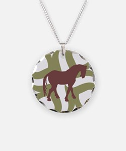 Tang Horse Tribal Necklace