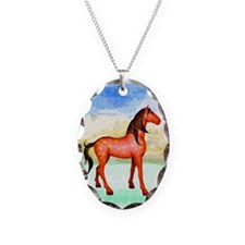 Spanish Mustang Necklace