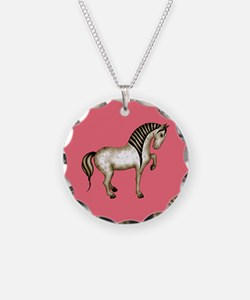 Tang Horse #3 Necklace