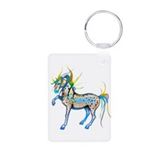 Crazy Colors Appaloosa Keychains