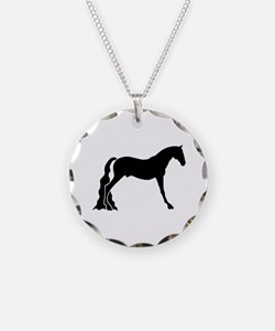 saddle horse Necklace