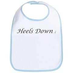Heels Down ! Bib