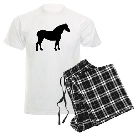 Draft Horse Men's Light Pajamas