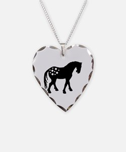 Cute Appaloosa Necklace