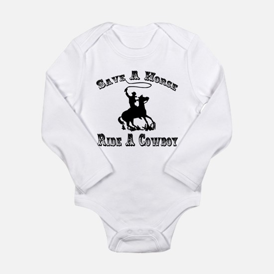 Ride A Cowboy Baby Outfits