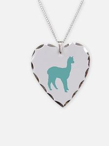 Alpaca (Style #2) Color Necklace