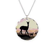 Sunset Hills Alpacas Necklace
