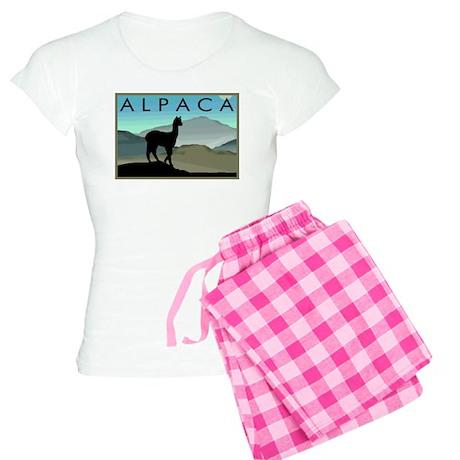Blue Hills Alpaca Women's Light Pajamas