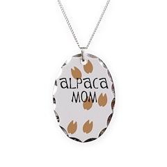 Alpaca Mom Necklace