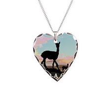 Desert Hills Alpacas Necklace