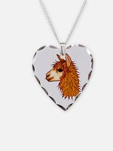 Awesome Alpacas Necklace