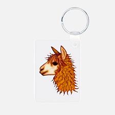 Awesome Alpacas Keychains