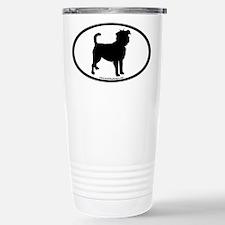 Affenpinscher Dog Travel Mug