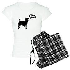 Affenpinscher Treat Pajamas