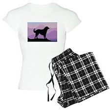 Akbash Purple Mountains Pajamas