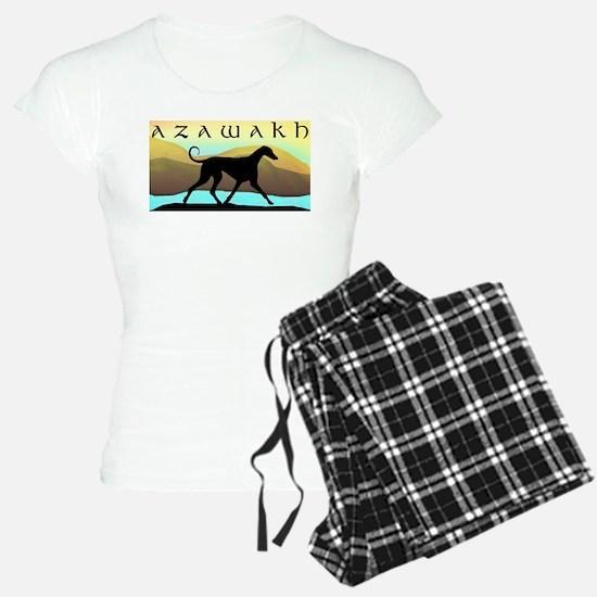 Azawakh Seaside Pajamas