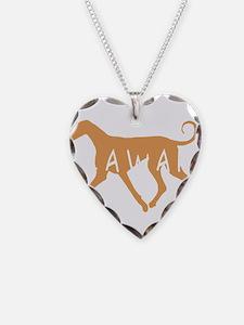 Azawakh Dog Necklace