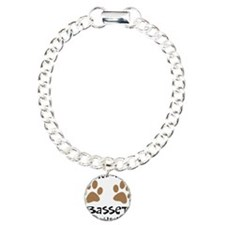 Cute Basset hound dog Bracelet