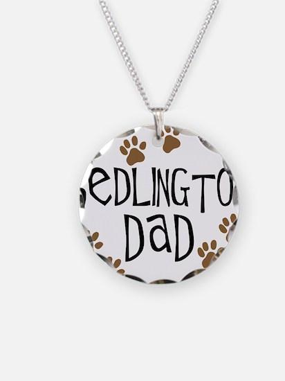 Bedlington Dad Necklace