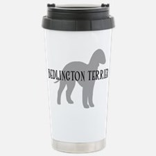 Bedlington Terrier Stainless Steel Travel Mug